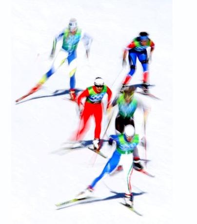 Женский командный спринт