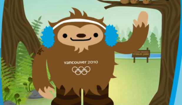 Куатчи - талисман Олимпиады 2010