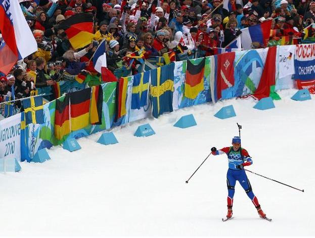 Золотой финиш Ольги Зайцевой
