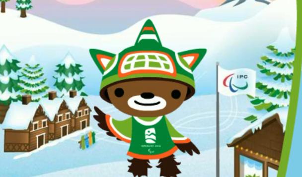 Суми - талисман паралимпийских игр 2010