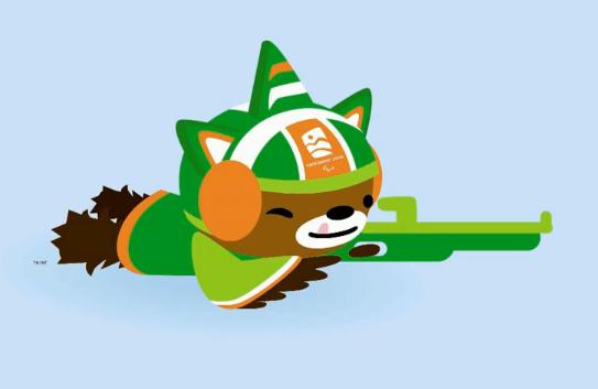 Суми - талисман паралимпийских игр