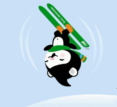 Мига - талисман Олимпийских Игр в Ванкувере
