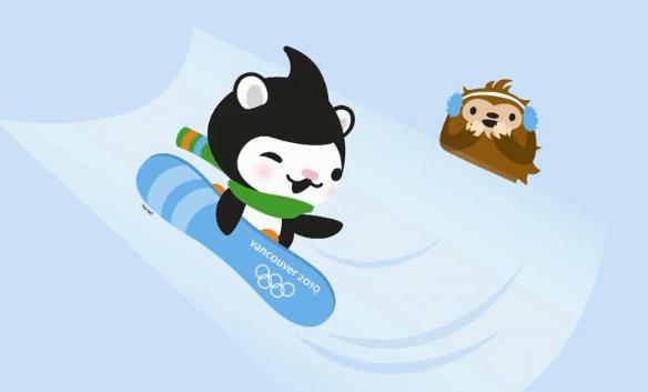 Мига - талисман Олимпийских Игр