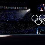Церемония открытия XXI Зимних Олимпийских Игр в Ванкувере